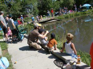 WWW - Kids Fishing Derby @ Geneva Lake | Littleton | Colorado | United States