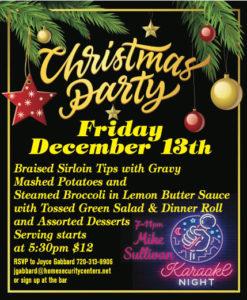 Christmas PARTY! 12/13 / 5:30PM @ Littleton Elks Lodge #1650   Littleton   Colorado   United States