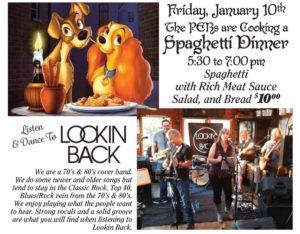 PER Spaghetti Dinner @ Littleton Elks #1650 | Littleton | Colorado | United States
