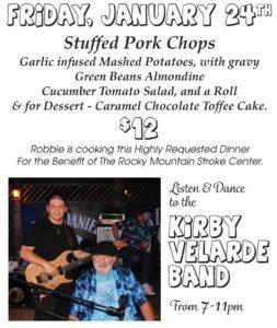 Stuffed Pork Chop Dinner @ Littleton Elks #1650 | Littleton | Colorado | United States