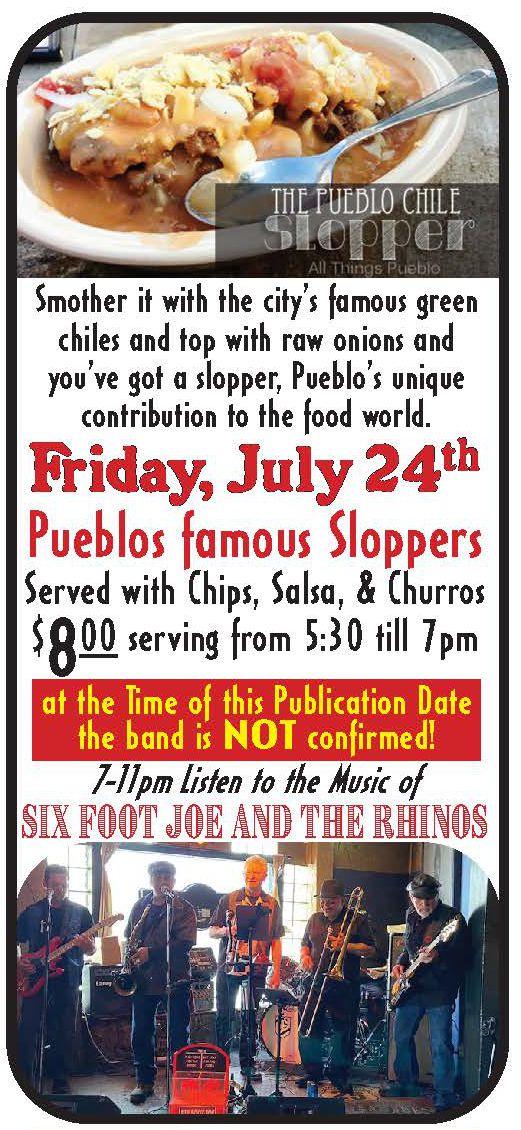 Pueblo Chili Slopper @ Littleton Elks #1650   Littleton   Colorado   United States
