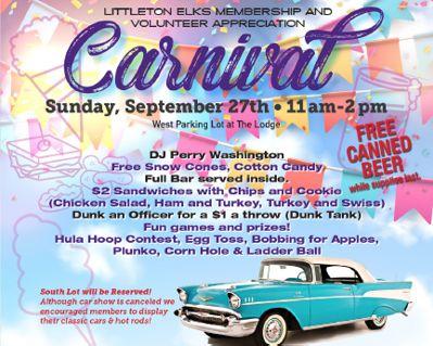Carnival @ Littleton Elks #1650 | Littleton | Colorado | United States