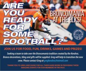 Broncomania! Broncos vs. Pittsburgh Steelers