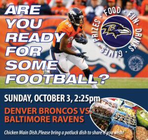 Broncomania - Broncos vs. Baltimore