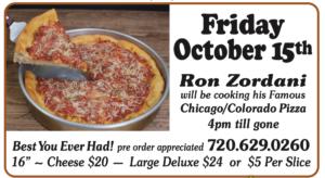 Ron Z's Famous Pizza